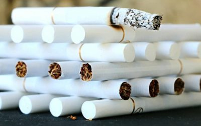 Marque de cigarette sans additif
